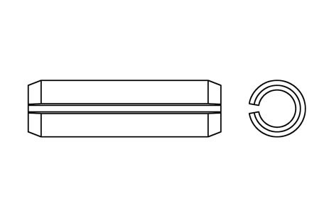 DIN 1481 - Pasador elástico - HISPANOX S.A. 2135fc5b8f81